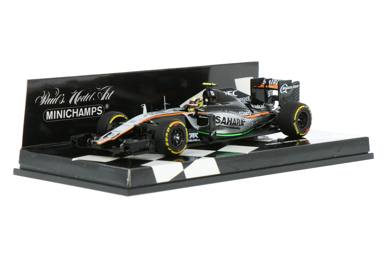Force India VJM09 - Modelauto schaal 1:43