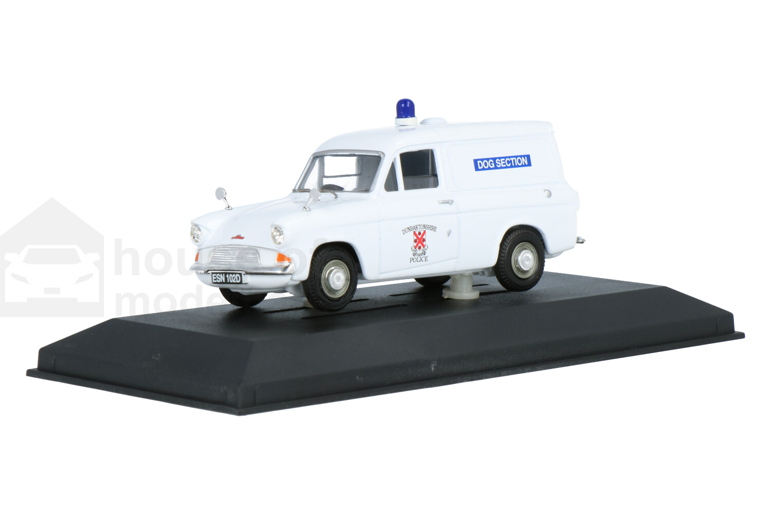 Ford Mustang GT Fastback Anglia - Modelauto schaal 1:43