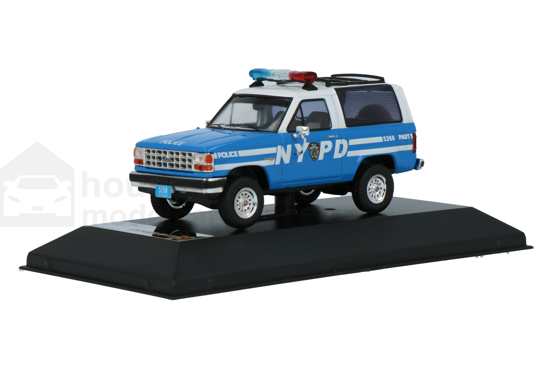 Ford Bronco II - Modelauto schaal 1:43