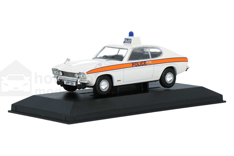 Ford Capri MK1 3000GT - Modelauto schaal 1:43