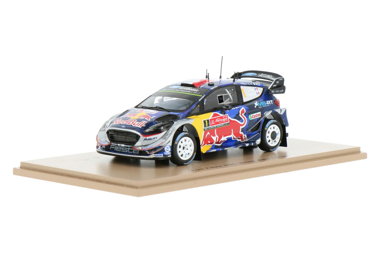 Ford Fiesta WRC - Modelauto schaal 1:43