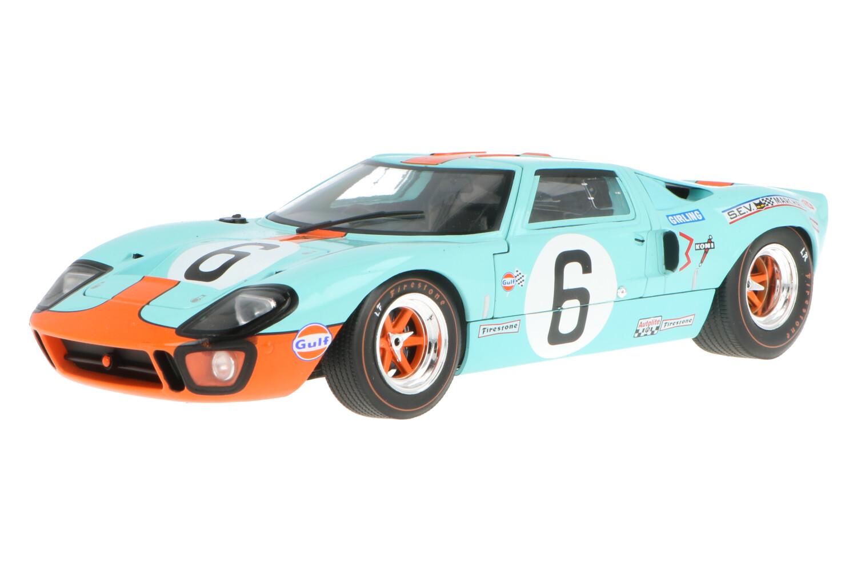 Ford GT40 MKI  - Modelauto schaal 1:18