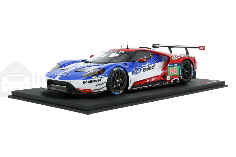 Ford GT - Modelauto schaal 1:18