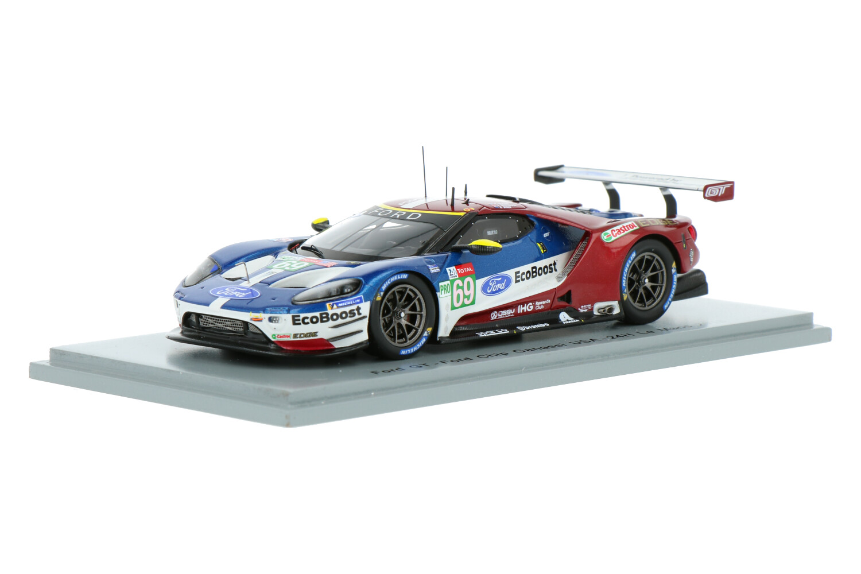 Ford GT - Modelauto schaal 1:43