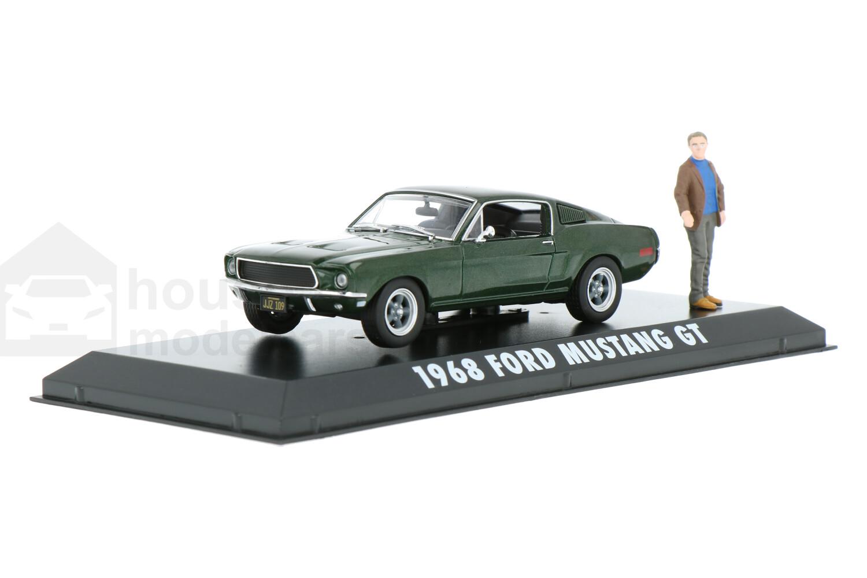 Ford Mustang GT - Modelauto schaal 1:43