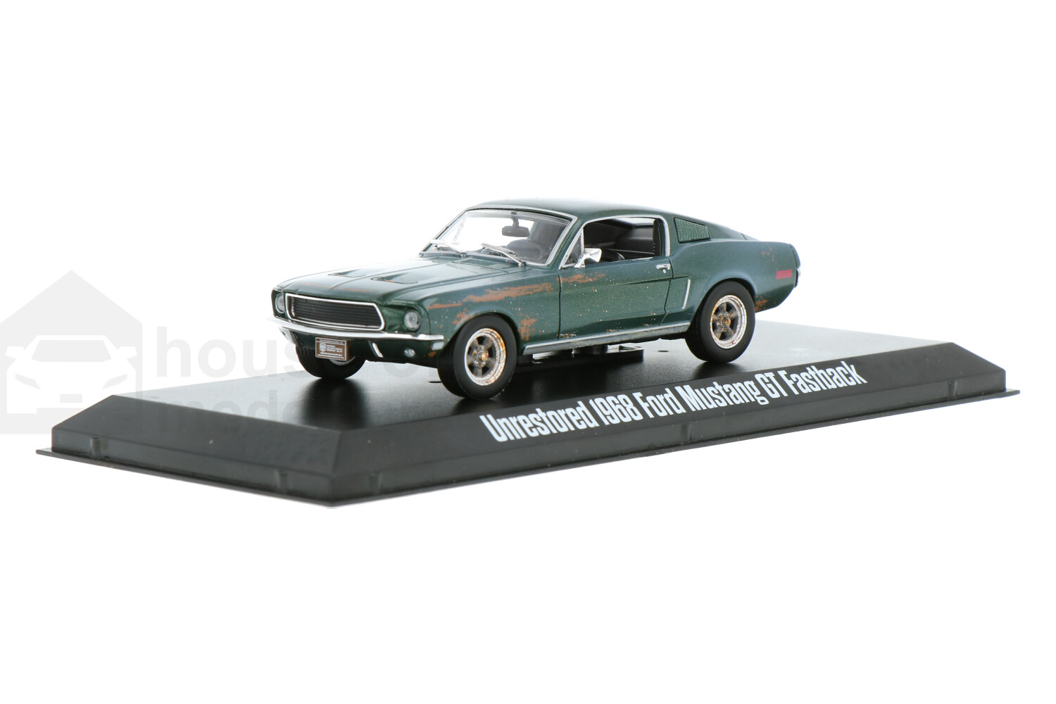 Ford Mustang GT Fastback - Modelauto schaal 1:43