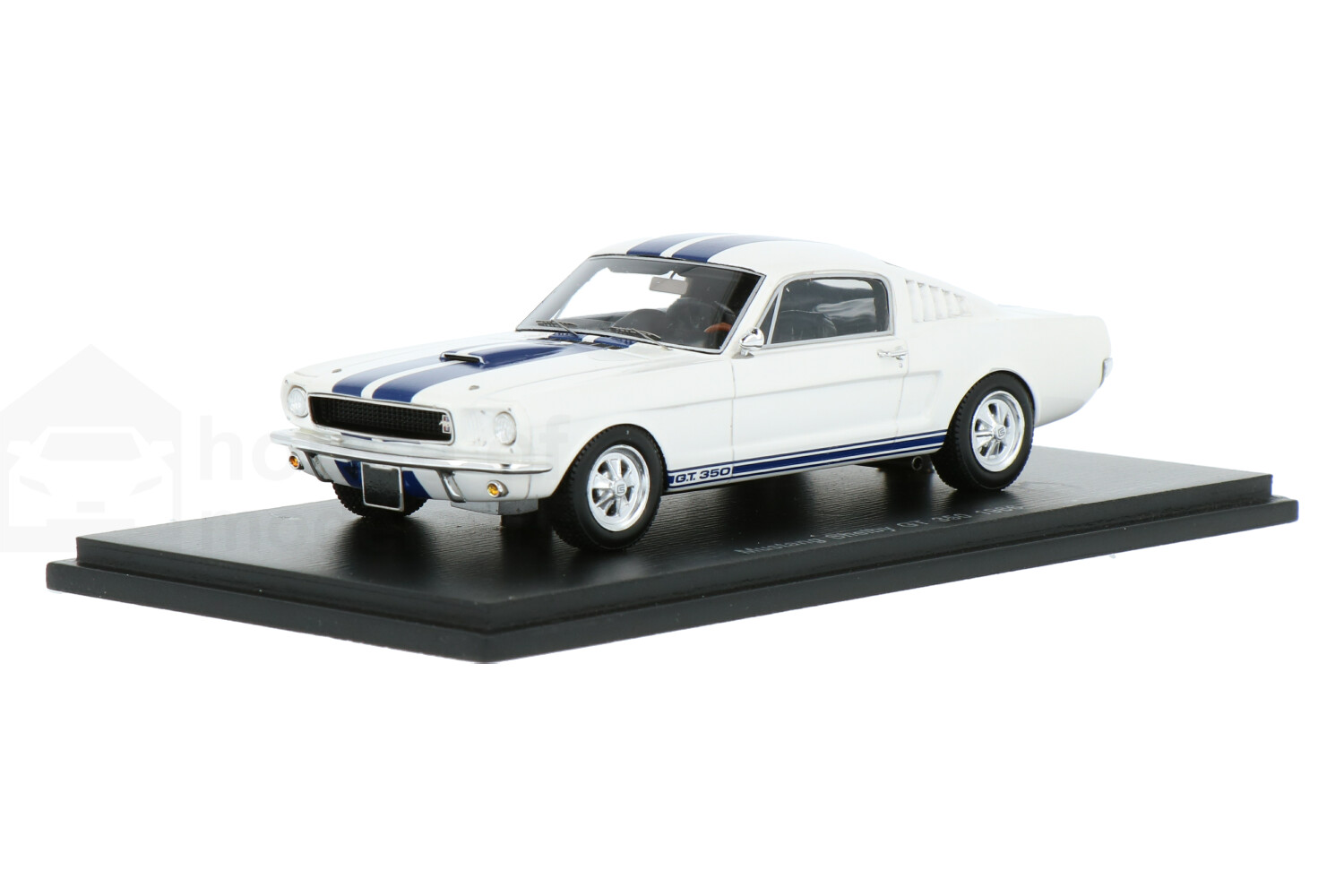 Ford Mustang Shelby GT 350 - Modelauto schaal 1:43