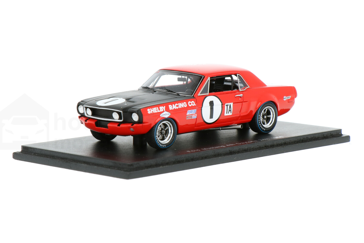 Ford Mustang - Modelauto schaal 1:43