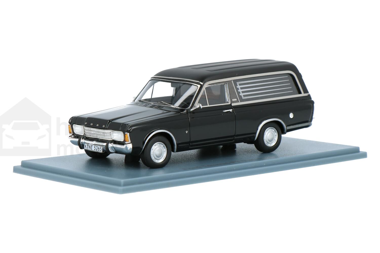 Ford Taunus P7 Pollmann - Modelauto schaal 1:43