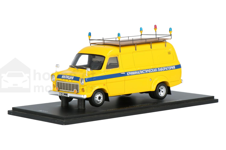Ford Transit - Modelauto schaal 1:43