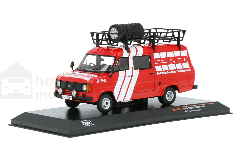 Ford Transit MKII - Modelauto schaal 1:43