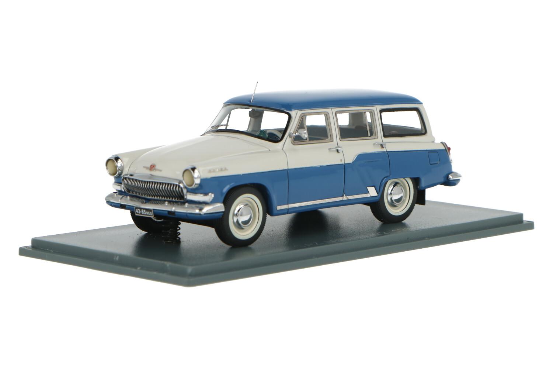 GAZ M22 Volga Estate Wolga Kombi - Modelauto schaal 1:43