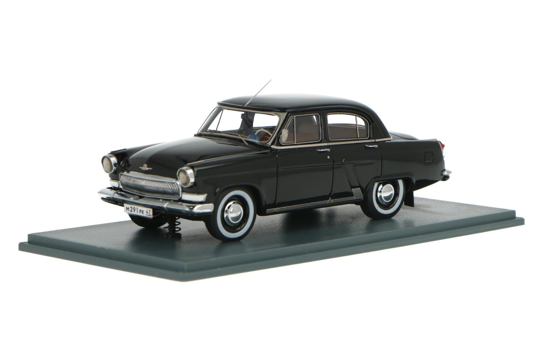 GAZ M21 Volga - Modelauto schaal 1:43