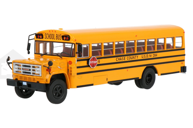 GMC 6000 - Modelauto schaal 1:43