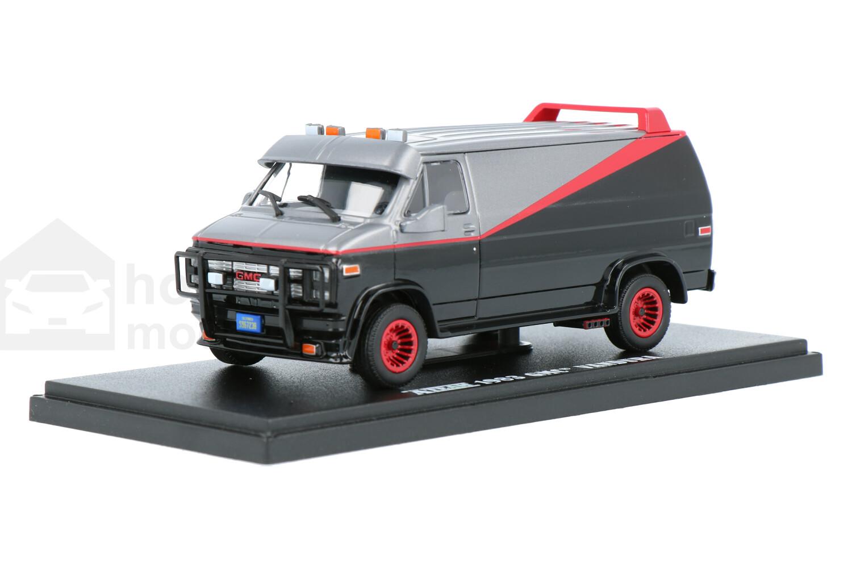 GMC Vandura - Modelauto schaal 1:43