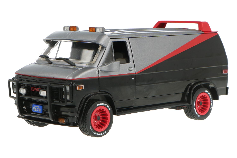 GMC Vandura - Modelauto schaal 1:24