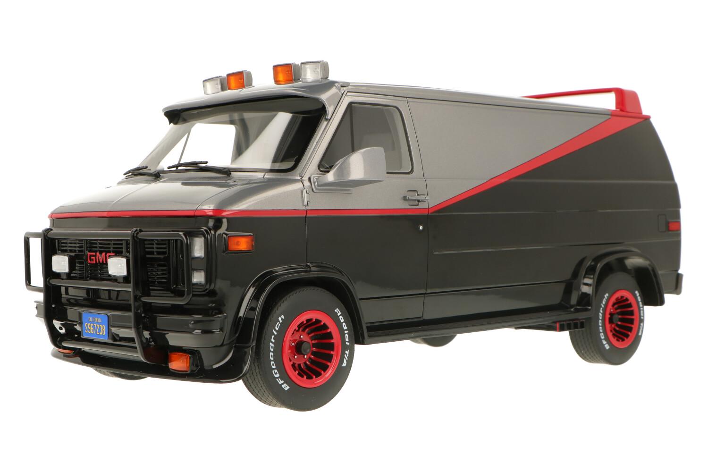 GMC Vandura (B.A. Baracus Car) - Modelauto schaal 1:12