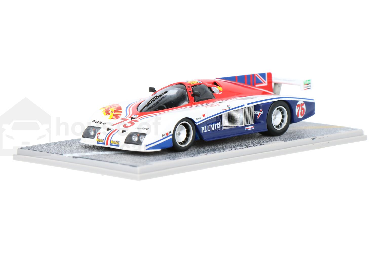 Gebhardt JC843 Ford Cosworth - Modelauto schaal 1:43