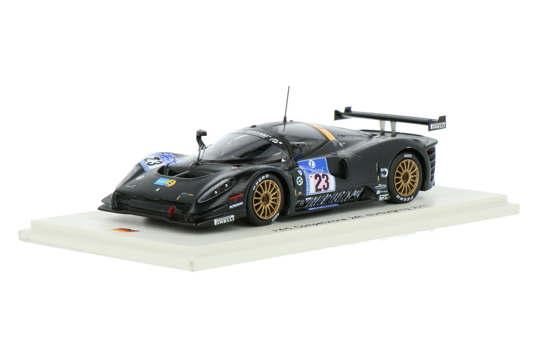 Glickenhaus Ferrari P4/5 Competizione - Modelauto schaal 1:43