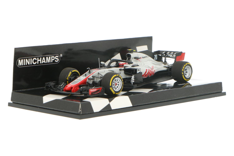 Haas F1 FW18  - Modelauto schaal 1:43