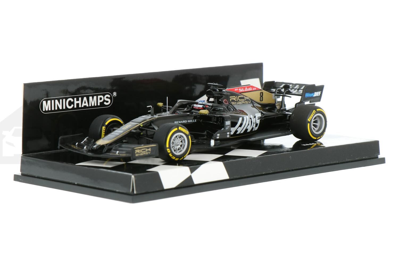 Haas F1 VF-19 - Modelauto schaal 1:43