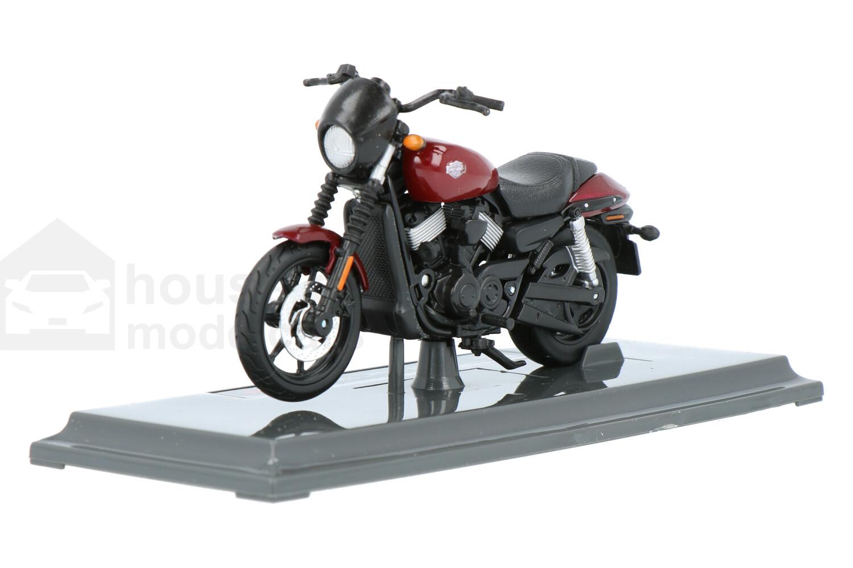 Harley Davidson 15 Streeet 750 - Modelauto schaal 1:18