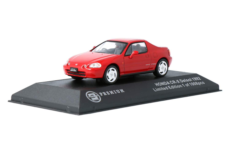 Honda CR-X Delsol - Modelauto schaal 1:43