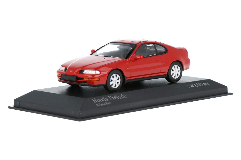 Honda Prelude - Modelauto schaal 1:43