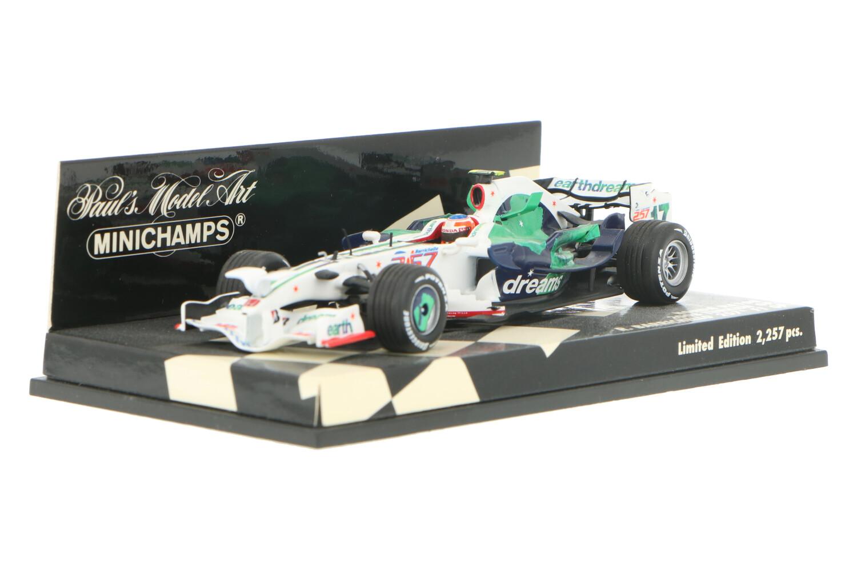Honda RA108  - Modelauto schaal 1:43