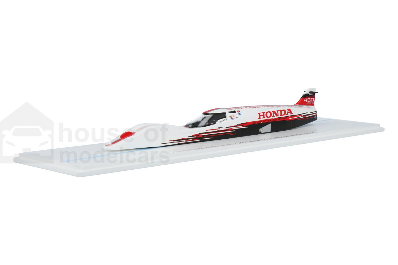 Honda S-Dream Streamliner - Modelauto schaal 1:43