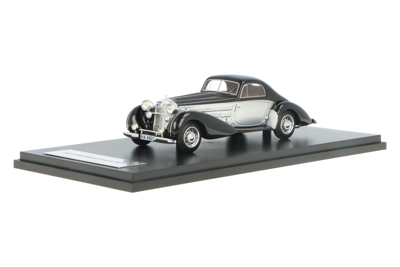 Horch 853 Spezial Coupé  - Modelauto schaal 1:43