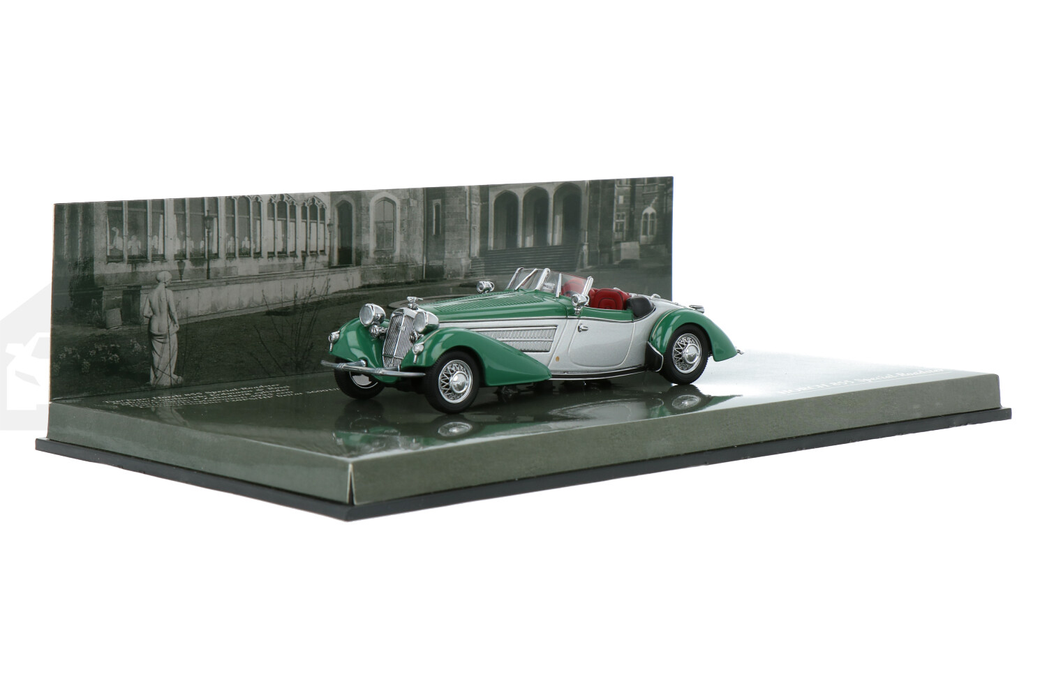 Horch 855 Special Roadster - Modelauto schaal 1:43