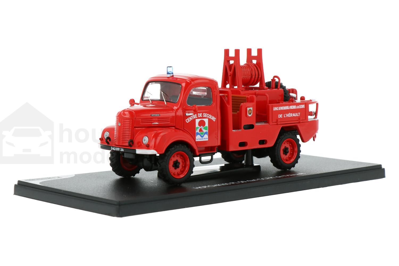 Hotchkiss PL50 4x4 - Modelauto schaal 1:43