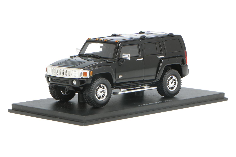 Hummer H3 - Modelauto schaal 1:43