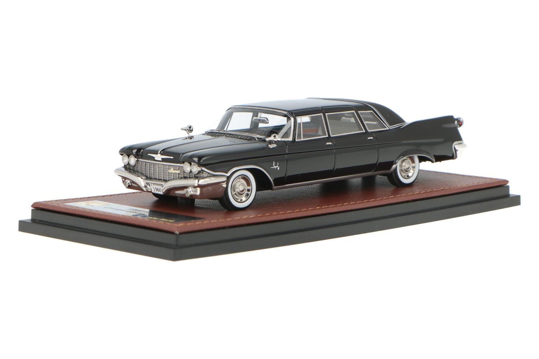 Imperial Crown Ghia Limousine - Modelauto schaal 1:43