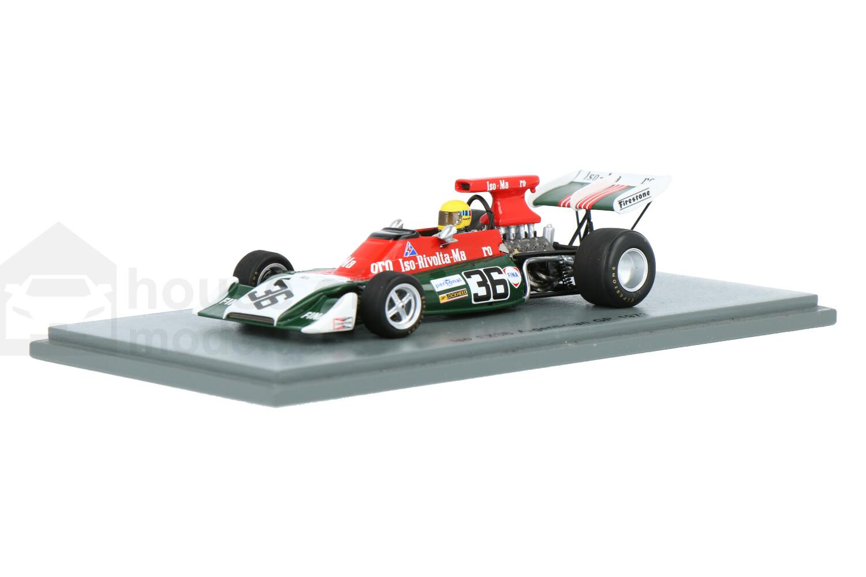 Iso FX3B - Modelauto schaal 1:43