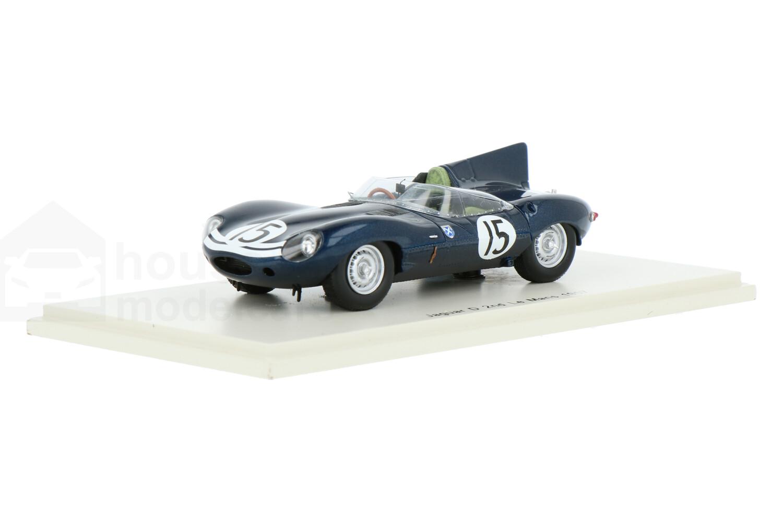 Jaguar D - Modelauto schaal 1:43