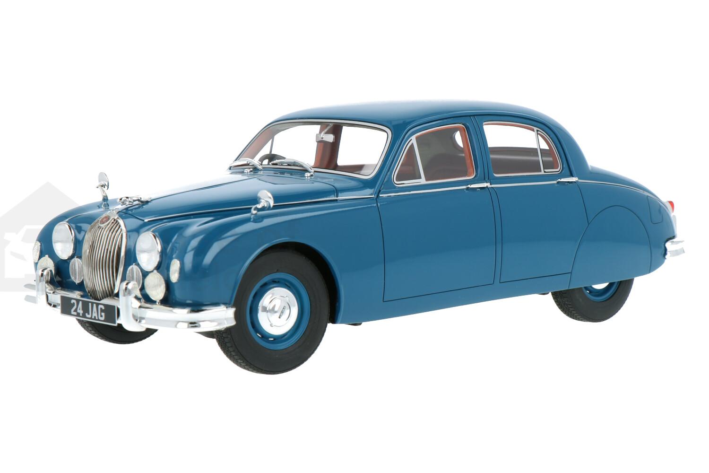Jaguar 2.4 Litre MK1 - Modelauto schaal 1:18