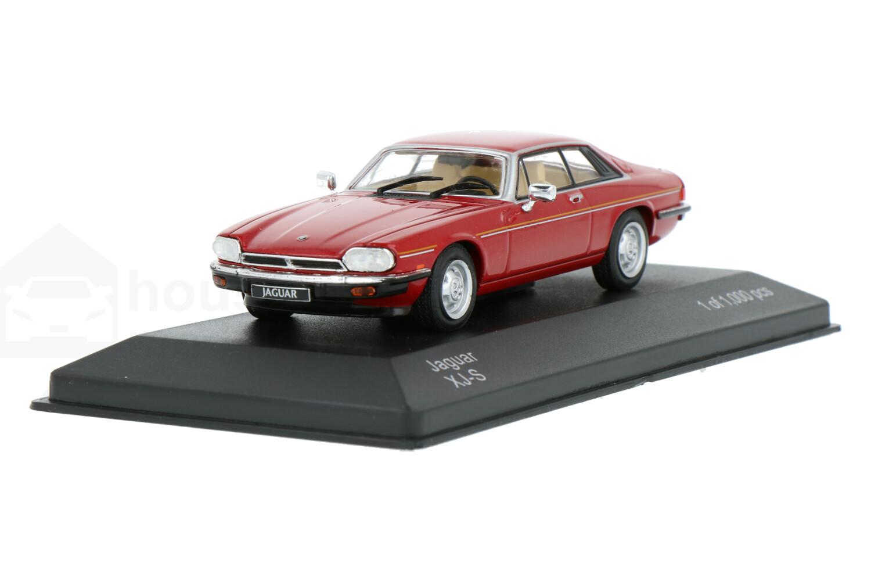 Jaguar XJ-S - Modelauto schaal 1:43