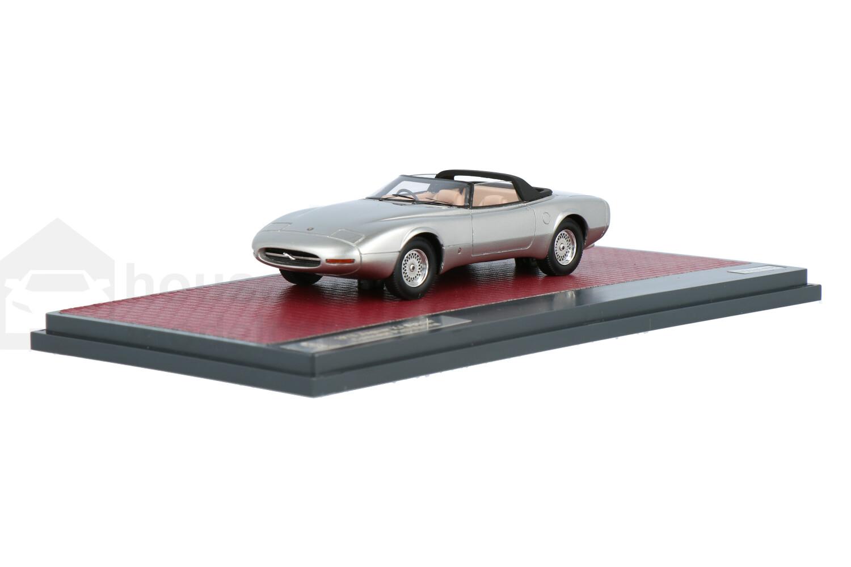 Jaguar XJ Spyder Concept Pininfarina Open - Modelauto schaal 1:43