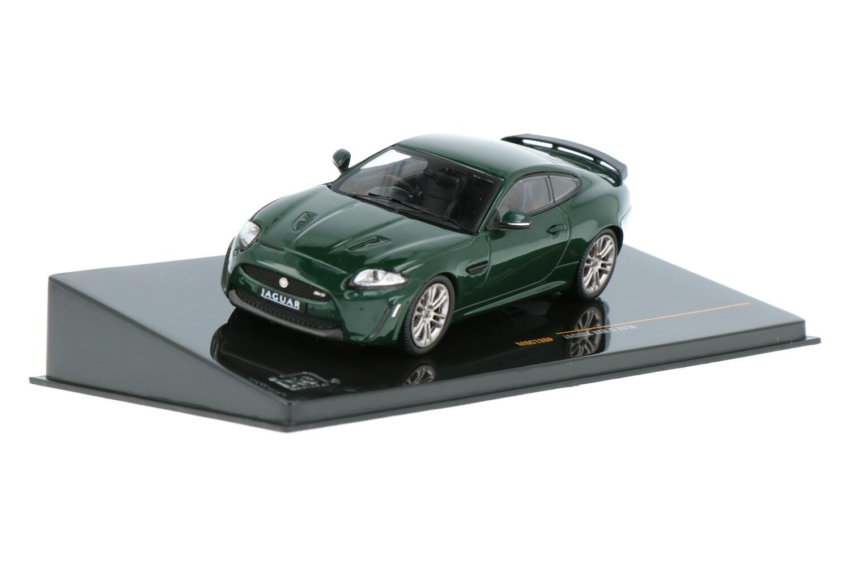 Jaguar XKR-S Coupé - Modelauto schaal 1:43