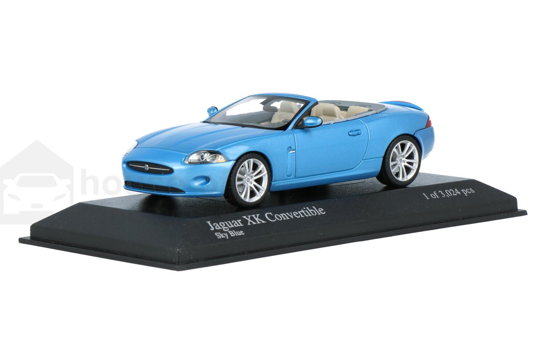 Jaguar XK Convertible - Modelauto schaal 1:43