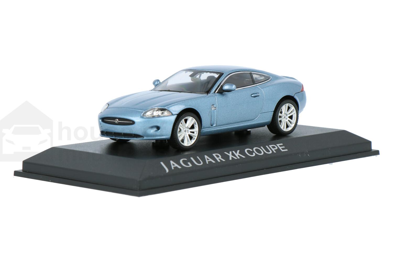 Jaguar XK Coupé - Modelauto schaal 1:43