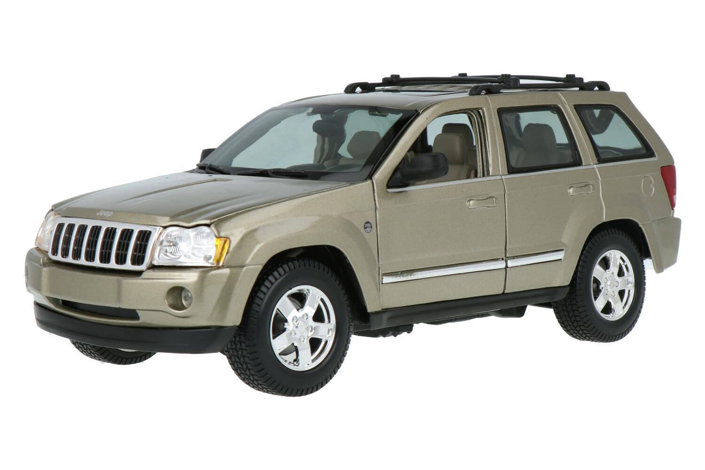 Jeep Grand Cherokee - Modelauto schaal 1:43