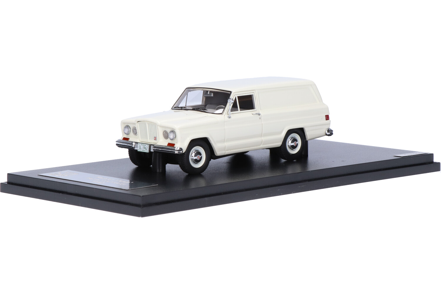 Jeep Kaiser Panel Delivery - Modelauto schaal 1:43