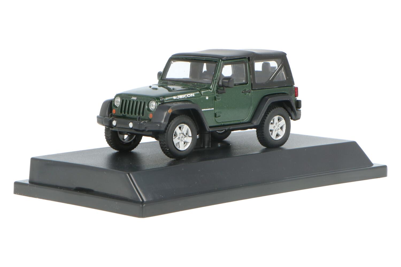 Jeep Wrangler Rubicon - Modelauto schaal 1:43