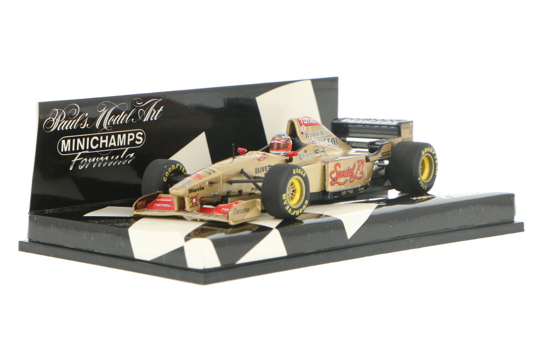 Jordan 196 - Modelauto schaal 1:43