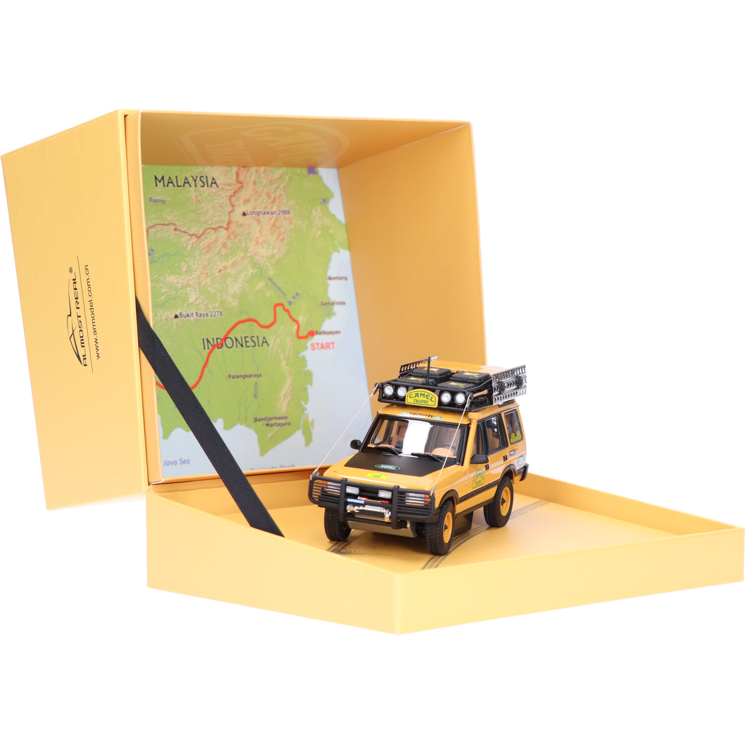 Land Rover Discovery Series I - Modelauto schaal 1:43