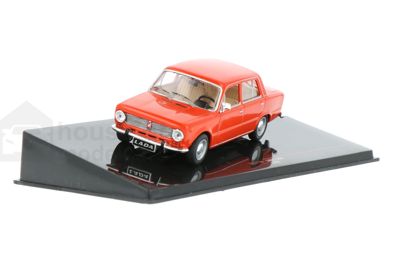 Lada 1200 - Modelauto schaal 1:43