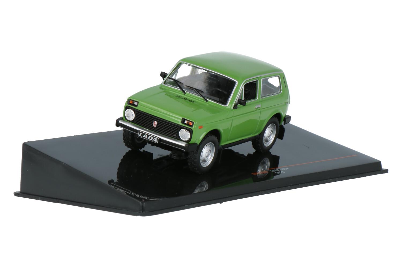 Lada Niva - Modelauto schaal 1:43